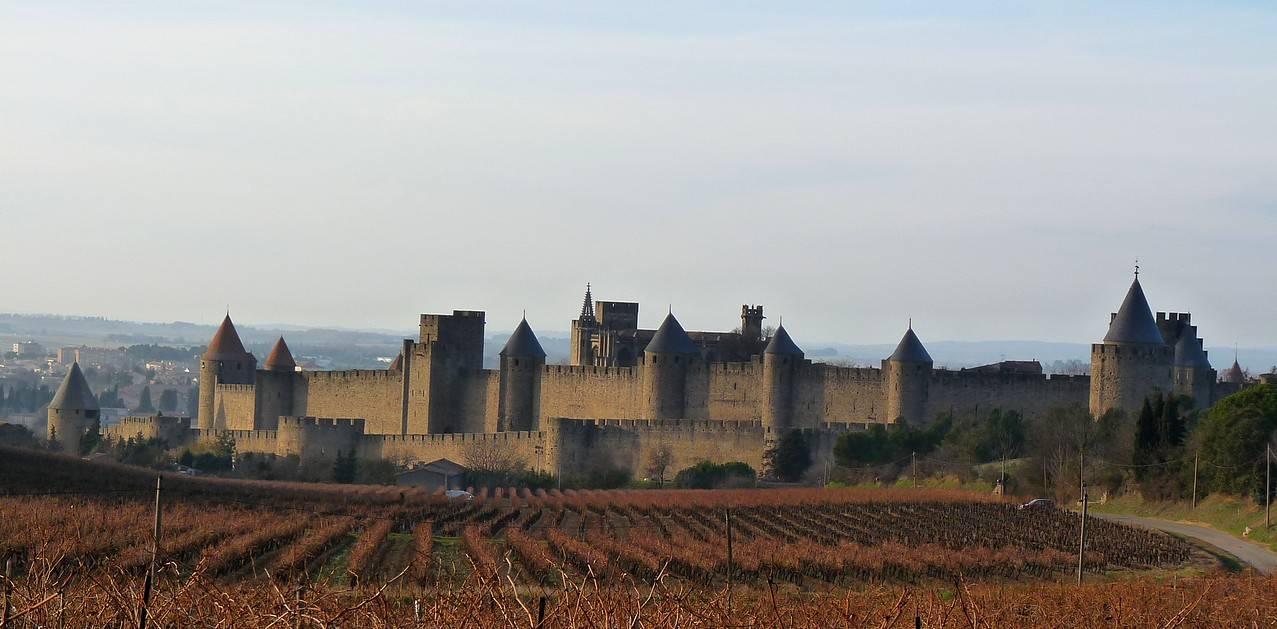 Chambres d 39 h tes carcassonne la ville et la cit - Chambre d hotes carcassonne et environs ...